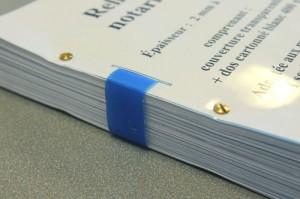 Reliure notariale